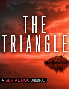 Review: The Triangle, a Serial Box Original by Dan Koboldt, Sylvia Spruck Wrigley, and Mindy McGinnis | www.angeleya.com
