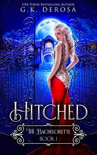 Book Review: Hitched, The Bachelorette by GK DeRosa