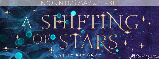 Book Blitz: A Shifting of Stars by Kathy Kimbray | Tour organized by YA Bound | www.angeleya.com