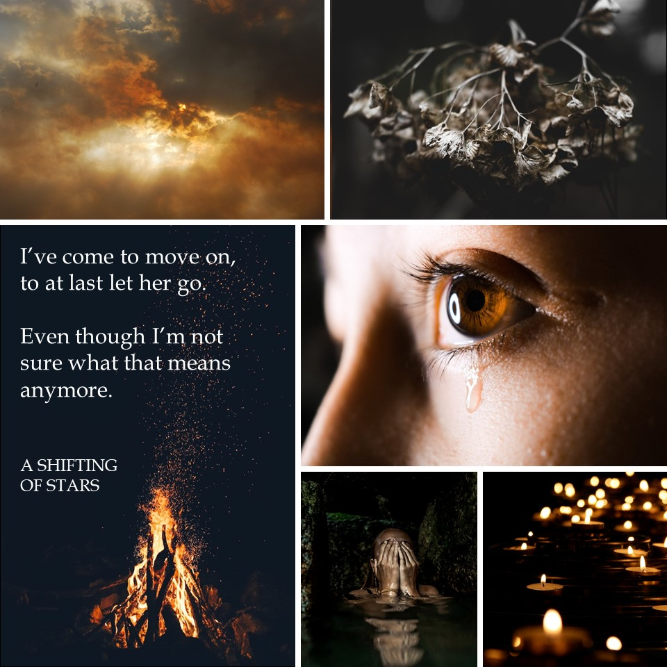 Aesthetic: A Shifting of Stars by Kathy Kimbray | Tour organized by YA Bound | www.angeleya.com