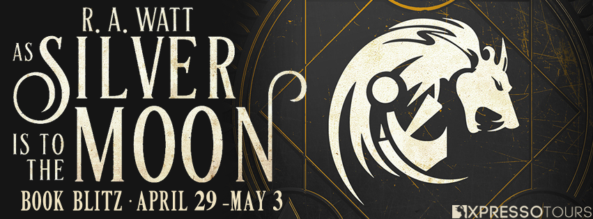 Book Blitz: As Silver Is to the Moon by R.A. Watt | Tour organized by XPresso Book Tours | www.angeleya.com