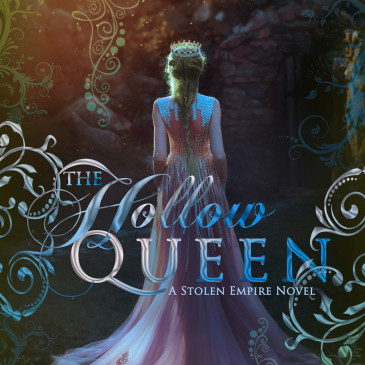 Cover Reveal: The Hollow Queen by @Sherry_Ficklin