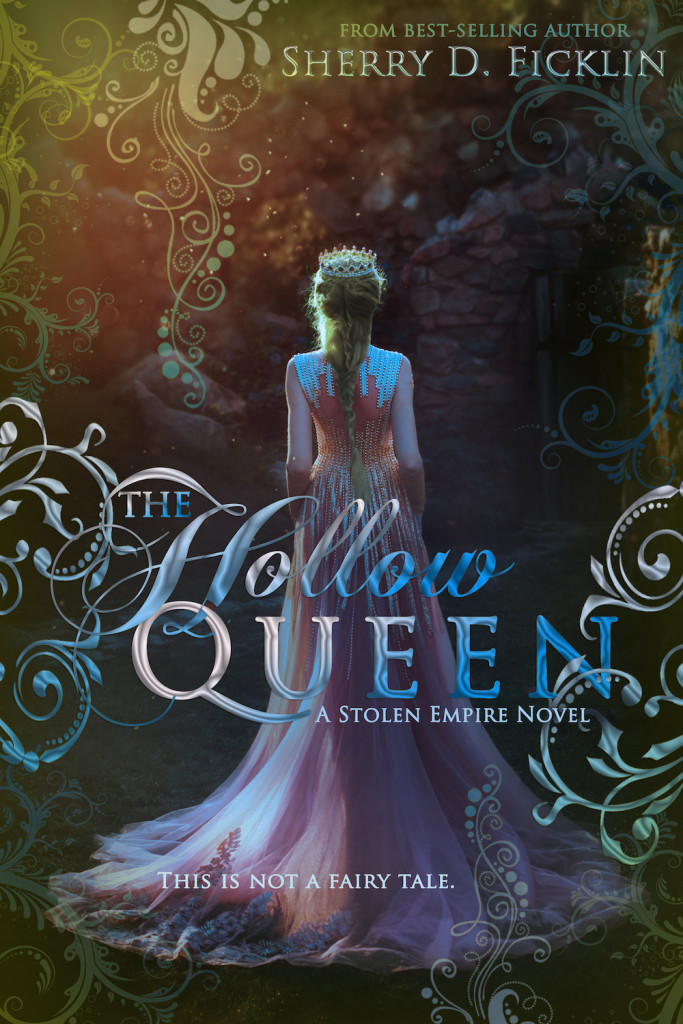 The Hollow Queen by Sherry D. Ficklin | Tour organized by XPresso Book Tours | www.angeleya.com
