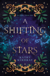 A Shifting of Stars by Kathy Kimbray | Tour organized by YA Bound | www.angeleya.com