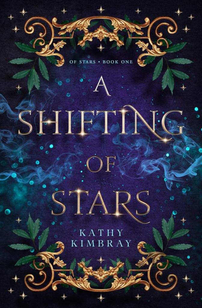 A Shifting of Stars by Kathy Kimbray | Tour organized by YA Bound | www.angeleya.com