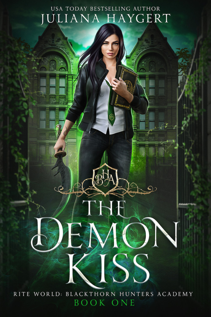 The Demon Kiss by Juliana Haygert | Tour organized by Xpresso Book Tours | www.angeleya.com