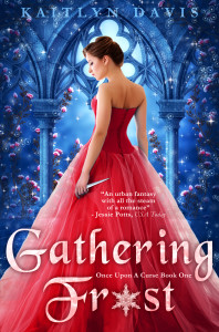 Gathering Frost by Kaitlyn Davis | Tour organized by YA Bound | www.angeleya.com