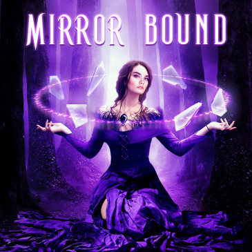 Cover Reveal: Mirror Bound by @monicabsanz @entangledteen