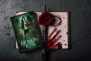 Promo: The Demon Kiss by Juliana Haygert | Tour organized by Xpresso Book Tours | www.angeleya.com