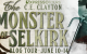 Blog Tour: The Monster of Selkirk by C.E. Clayton | Tour organized by Xpresso Book Tours | www.angeleya.com