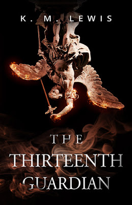 Blog Tour: The Thirteenth Guardian by @kmlewisbooks