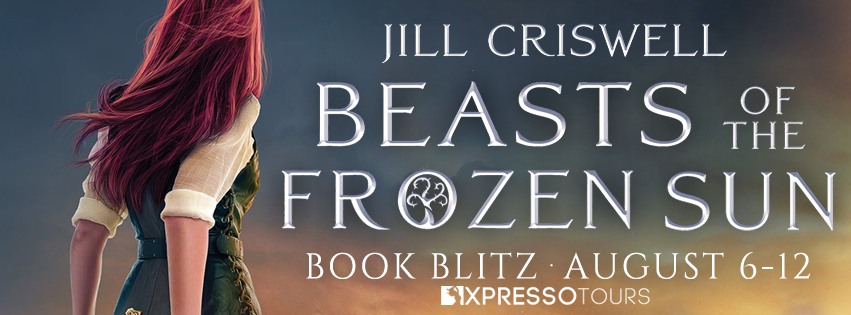 Book Blitz: Beasts of the Frozen Sun by Jill Criswell | Tour organized by XPresso Book Tours | www.angeleya.com