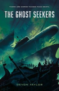 The Ghost Seekers by Devon Taylor | Tour organized by XPresso Book Tours | www.angeleya.com