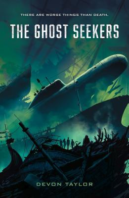 Book Tour: The Ghost Seekers by @devontwrites