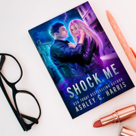 Cover Reveal: Shock Me by @Ashley_C_Harris