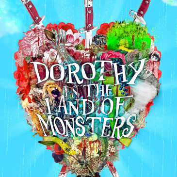 Cover Reveal: Dorothy In the Land of Monsters by Garten Gevedon