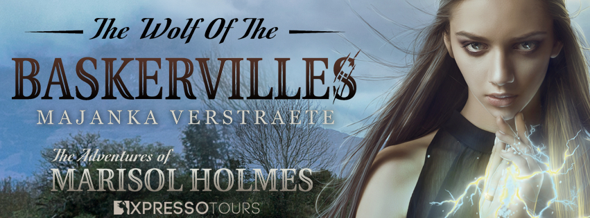 Cover Reveal: Wolf of Baskervilles by Majanka Verstraete | Tour organized by XPresso Book Tours | www.angeleya.com