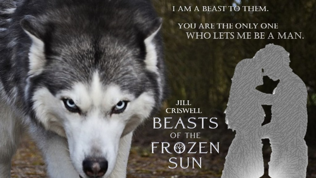 Teaser 1: Beasts of the Frozen Sun by Jill Criswell | Tour organized by XPresso Book Tours | www.angeleya.com