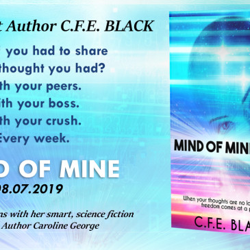Book Blitz: Mind of Mine by @cfeblack