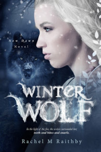 Winter Wolf by Rachel M. Raithby | Tour organized by YA Bound | www.angeleya.com