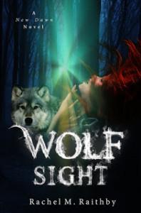 Wolf Sight by Rachel M. Raithby | Tour organized by YA Bound | www.angeleya.com