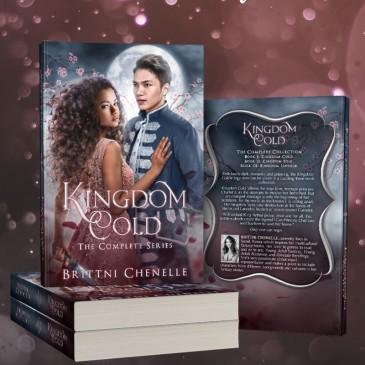Blitz: Kingdom Cold by Brittni Chenelle @involutedrrt