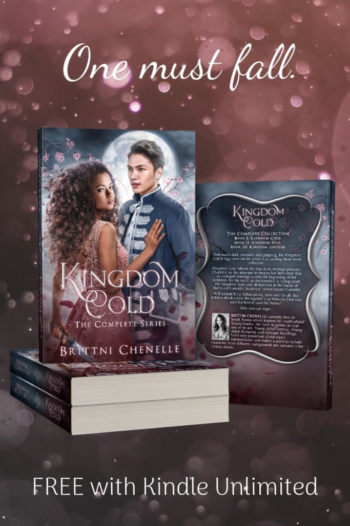 FREE with Kindle Unlimited: Kingdom Cold by Brittni Chenelle | Tour organized by Xpresso Book Tours | www.angeleya.com