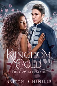 Kingdom Cold by Brittni Chenelle | Tour organized by Xpresso Book Tours | www.angeleya.com