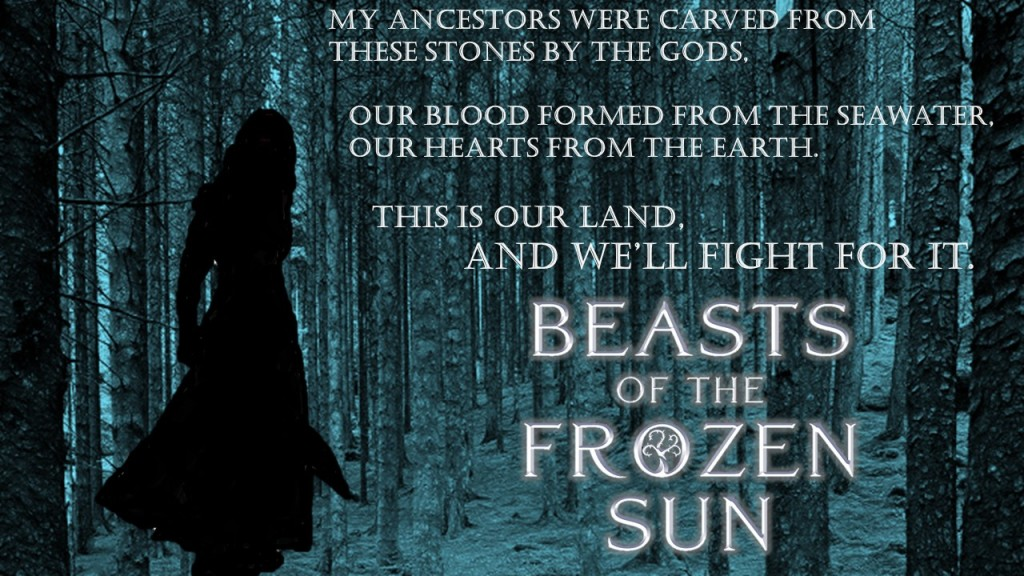 Teaser 3: Beasts of the Frozen Sun by Jill Criswell | Tour organized by XPresso Book Tours | www.angeleya.com