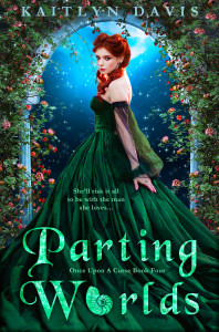 Parting Worlds by Kaitlyn Davis | Tour organized by YA Bound | www.angeleya.com