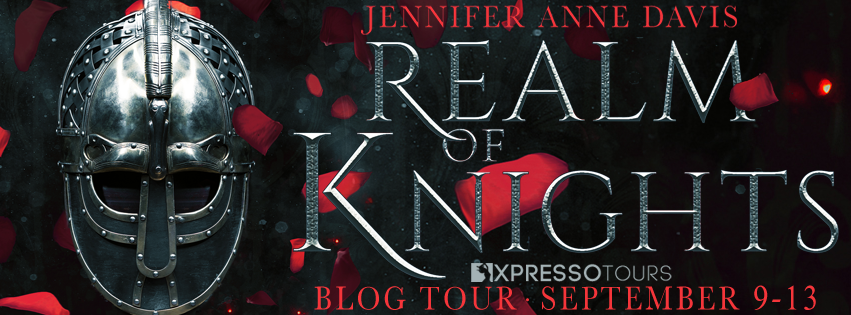 Book Tour: Realm of Knights by Jennifer Anne Davis | Tour organized by XPresso Book Tours | www.angeleya.com