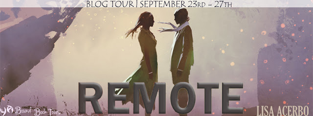Book Tour: Remote by Lisa Acerbo | Tour organized by YA Bound | www.angeleya.com