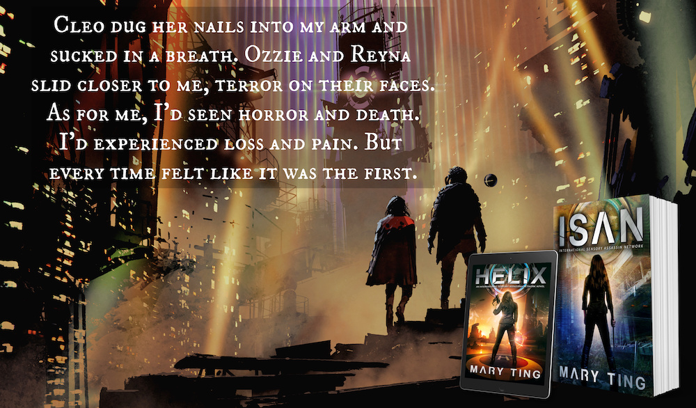 Quote 3: Helix by Mary Ting | Tour organized by XPresso Book Tours | www.angleya.com
