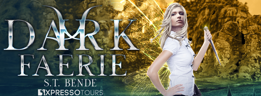 Cover Reveal: Dark Faerie by S.T. Bende | Tour organized by Xpresso Book Tours | www.angeleya.com