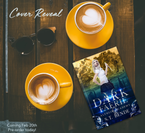 Cover Reveal 3: Dark Faerie by S.T. Bende | Tour organized by Xpresso Book Tours | www.angeleya.com