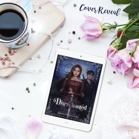 Cover Reveal: Disenchanted by @briwritesthings