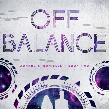 Cover Reveal: Off Balance by @aileen_erin