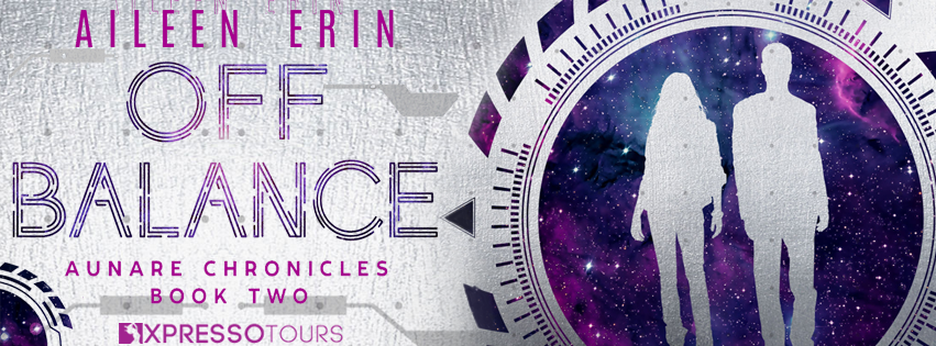 Cover Reveal: Off Balance by Aileen Erin | Tour organized by XPresso Book Tours | www.angeleya.com