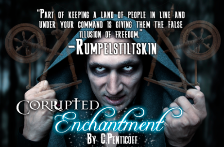 Blitz: Corrupted Enchantment: When Fairy Tales Collide by @c_penticoff