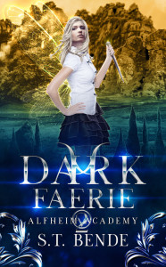 Dark Faerie by S.T. Bende | Tour organized by Xpresso Book Tours | www.angeleya.com
