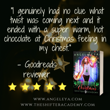 New Release: An Impish Christmas by @AngelLeya