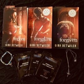 Blog Tour: Forlorn series by @ginadetwiler