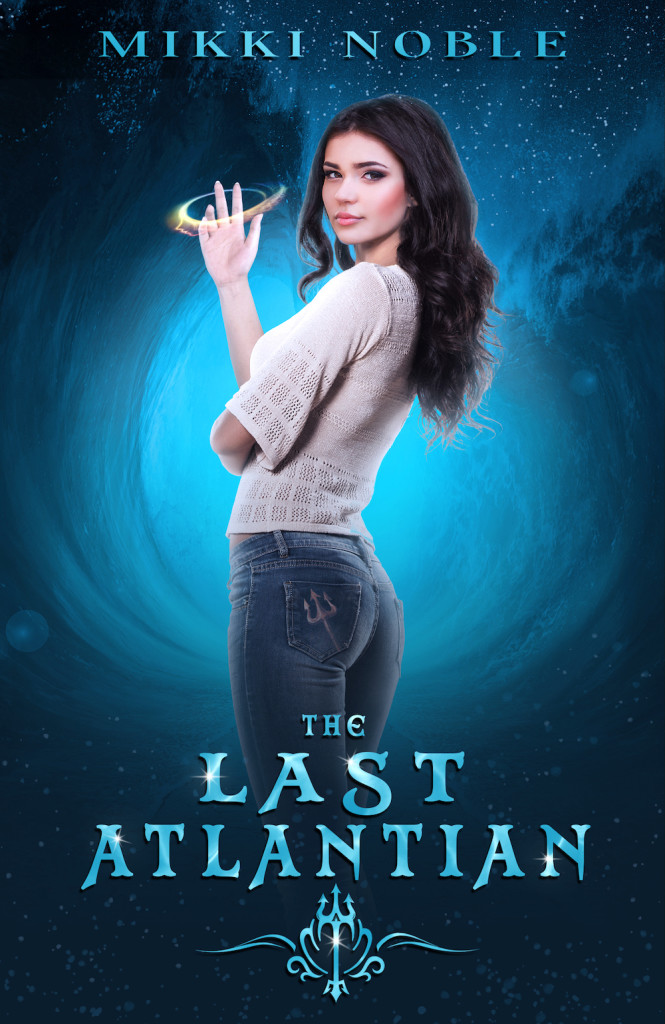 The Last Atlantian by Mikki Noble | Tour organized by XPresso Book Tours | www.angeleya.com
