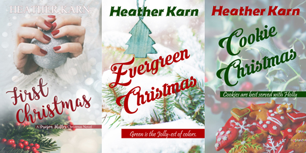 Heather Karn's Christmas collection | www.angeleya.com